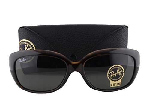 Ray Ban RB4101 Jackie Ohh Light Havana w/Crystal Green Lens - Ray Rb4101 Ban