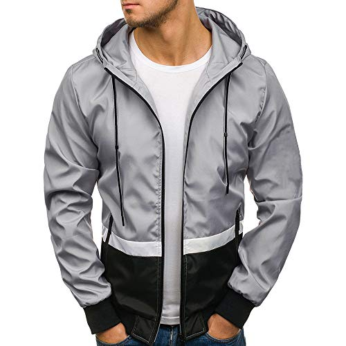 Cashmere Quilted Coat - Muranba Clearance Mens Autumn Winter Casual Slim Fit Hoodies Jacket Coat