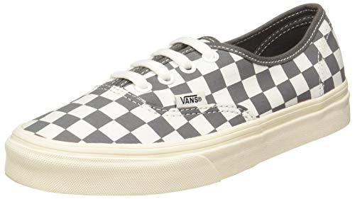 Vans Baskets mode Authentic Rainbow White adulte Grey U mixte twq14Uwr