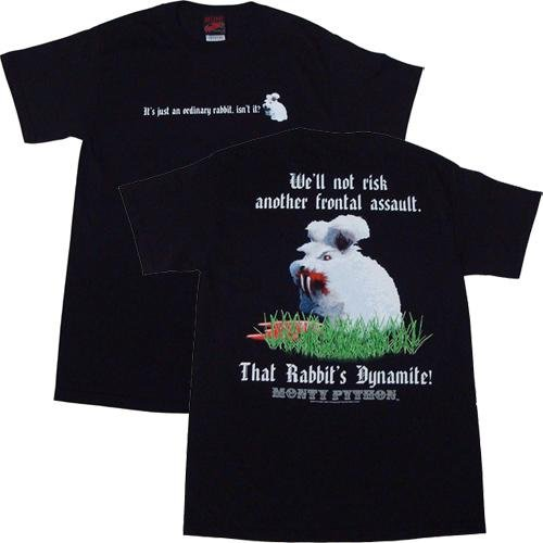 Monty Python - Killer Rabbit T-Shirt Size XXXL