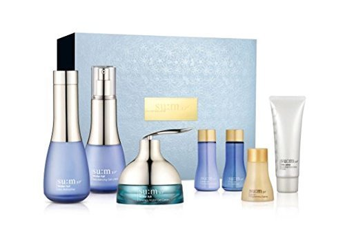 LG Su:m 37 Water Full Special Set (Skin Refresher 170ml + Rebalancing Gel Lotion 120ml + Timeless Water Gel Cream 20ml)