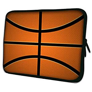"NEW Basketball Pattern 7""/10""/13"" Laptop Sleeve Case for MacBook Air Pro/Ipad Mini/Galaxy Tab2/Sony/Google Nexus 62654 , 7 inch"