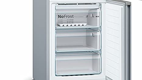Bosch Kühlschrank Gefrierkombination : Bosch kgn vl a kühl gefrier kombination a cm kwh