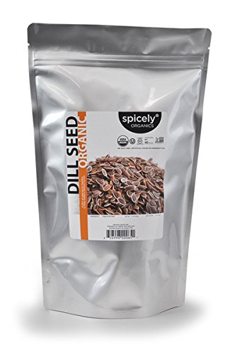 Photo of Spicely Organic Dill Seeds Whole