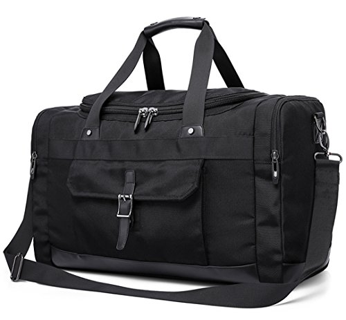 Weekender Overnight Duffel Bags IBEILLI Mens Carry on Luggage Travel Tote