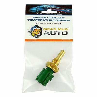 Mean Mug Auto 201525-32019A Engine Coolant Temperature Sensor - For: Toyota, Lexus & More - Replaces OEM #: TS10198