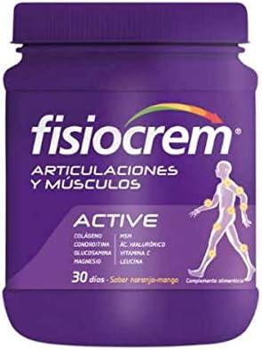 Fisiocrem Fisiocrem Articulaciones Y Musculos Active 540 Gr Naranja Y Mango Amazon Es Alimentación Y Bebidas