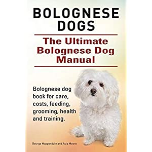 Bolognese Dogs. Ultimate Bolognese Dog Manual. Bolognese dog book for care, costs, feeding, grooming, health and training. 45