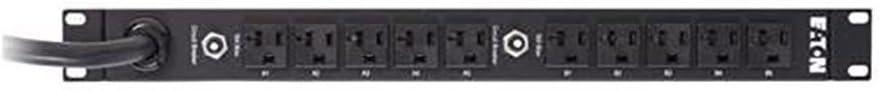 Eaton ePDU Basic 10-Outlets 2.88kW PDU EPBZ84