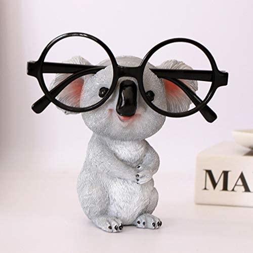Home Office Decorative Glasses Accessories GUIRONG Fun Eyeglass Holder Display Stands Astronaut