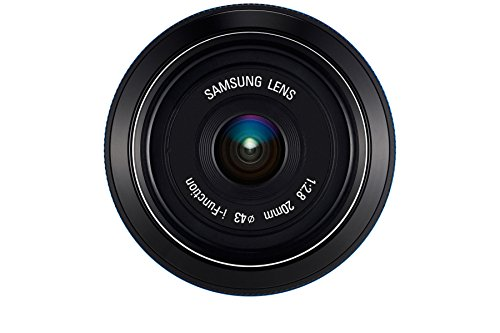 Samsung 20mm NX Pancake lens for NX Series Cameras by Samsung (Image #3)