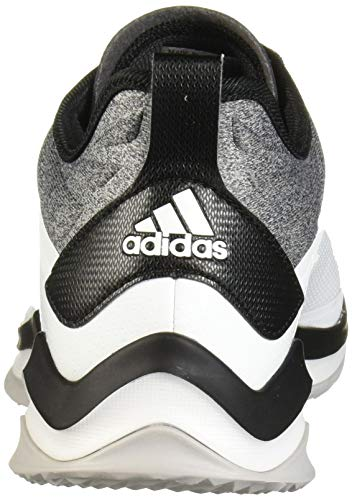 adidas Speed Trainer 4 Wide White/Black/Silver X-Trainer Shoes (CG5143)