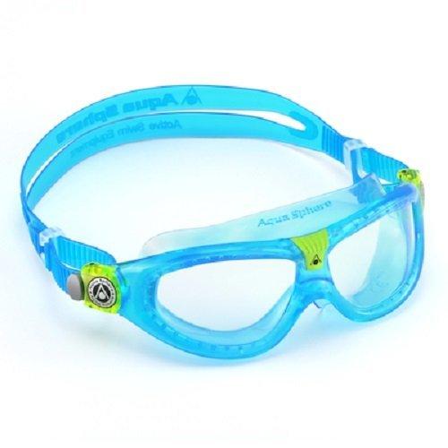 Buckle Seal (Aqua Sphere Seal Kid 2 Swim Goggle, Clear Lens / Aqua)