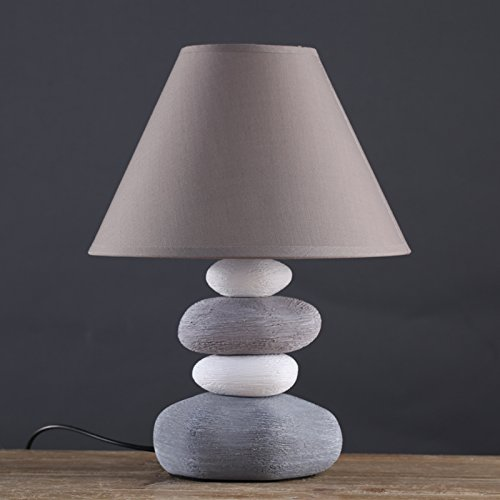 YFF@ILU Home Zubehör modernen nordischen Kreative Beleuchtung Wohnzimmer Schlafzimmer Studie Keramik Deko lampe Hochzeit Geschenke