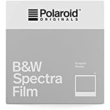 Polaroid Originals Instant Film B&W for Image/Spectra, White (4679)