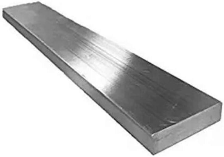 Aluminum Bar Aluminum Flat Bar TORIS Aluminum Rectangular Bar Flat Stock Flat Aluminum Bar Stock 3x15x300mm