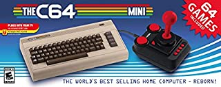 retrogames The C64 Mini USA Version - Not Machine Specific (B07GMV1X1K) | Amazon price tracker / tracking, Amazon price history charts, Amazon price watches, Amazon price drop alerts