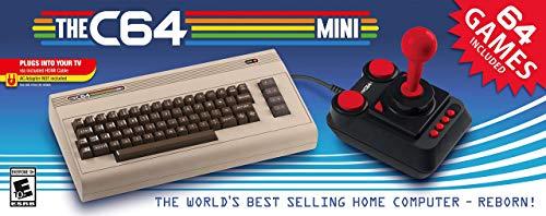 (The C64 Mini USA Version)