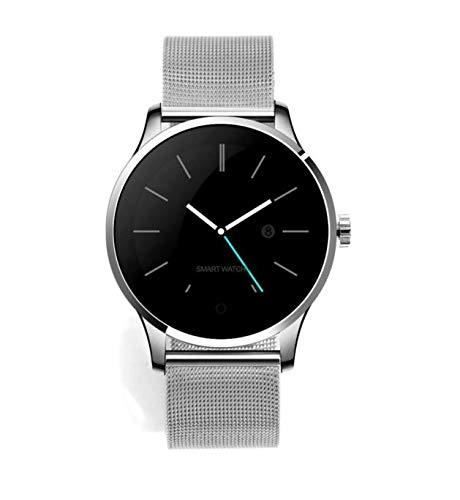 Cebbay Reloj Inteligente Monitor de sueño,Podómetro,Calendario,Control Remoto de música Pulsómetro para Android y iOS: Amazon.es: Electrónica