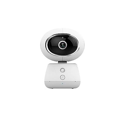 Cámara casera inalámbrica del monitor del bebé 1080P, alarma ...
