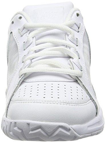 Nike Kvinnor Luftånga Ace Tennis Sko Vit / Vit