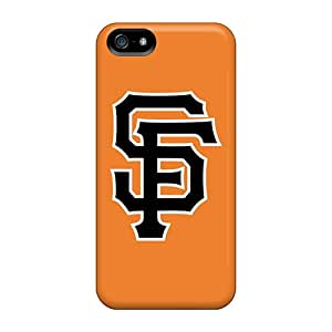 New Shockproof Protection Case Cover For Iphone 5/5s/ Baseball San Francisco Giants Case Cover