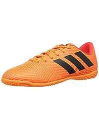 687f87b80905 adidas Unisex-Kids Nemeziz Tango 18.4 Indoor Soccer Shoe