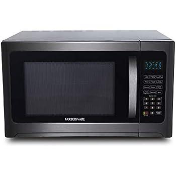 Amazon.com: Danby DMW14A4SDB Nouveau Wave Microwave Oven ...