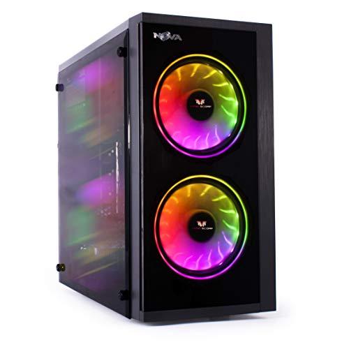 Veno Scorp : Budget Nova Gaming PC Intel Core i3 2100 GT710 2GB Graphics (16GB – 256GB SSD) (Renewed)