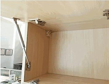 Cabinet Door Gas Strut 10 inch Lift Support Cabinet Door Lift Pneumatic Support Cabinet Door Gas & Cabinet Door Gas Strut 10 inch Lift Support Cabinet Door Lift ...