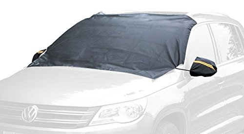 Cover Snow Shield - Chanvi Windshield Cover Snow Magnetic Shade Ice Frost Rain Resistant, Waterproof Windproof Dustproof Outdoor Car Covers