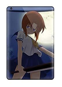 Hot New Muder Rena Higirashi Anime Other Case Cover For Ipad Mini/mini 2 With Perfect Design