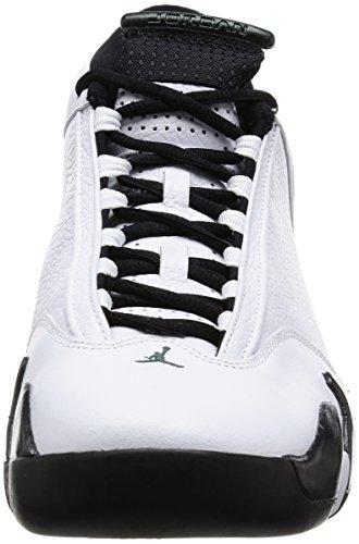 Jordan Air Sininen Valkoinen Retro Vihreä Musta 14 Nike valkoinen legenda hapetettu Koripallo Miesten E5nqaT