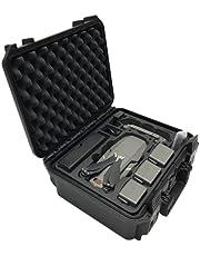 XTREME Outdoor koffer voor DJI Mavic 2 Pro/Zoom met inlay voor Fly More Kit, tot 4 accu's en veel accessoires, waterdicht IP67 (koffer)