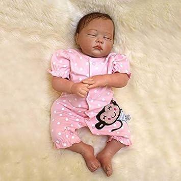 ZIYIUI Reborn Babys Mädchen Lebensechte 20 Zoll50 cm Reborn