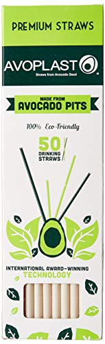 Avoplast 50ct Straws