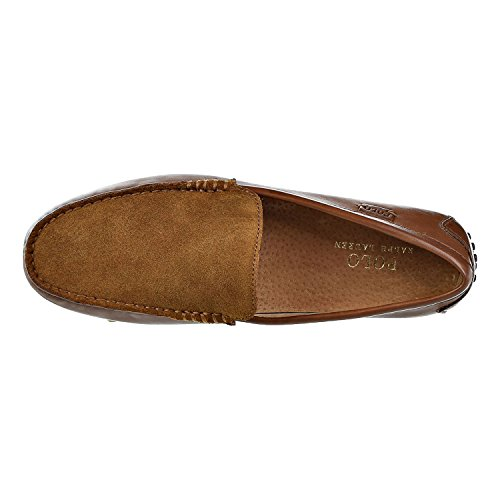 Polo Ralph Lauren Woodley-So-Driver Mens Loafers Brown 803641998-004 iSf0hNKbnV