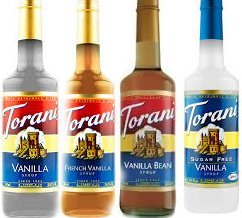 独特の素材 Torani Vanilla 25.4 Lovers Assortment Flavor Vanilla French Vanilla Vanilla Vanilla Bean & Sugar Free Vanilla Syrup Variety Pack 25.4 Ounce (Pack of 4) One Each Vanilla Flavor [並行輸入品] B07N56BTFB, 猫用品のゴロにゃん:e0315118 --- a0267596.xsph.ru