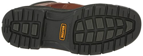 Wolverine Women's Harrison WMS 6'' LACE UP-W, Brown, 9 M US by Wolverine (Image #3)