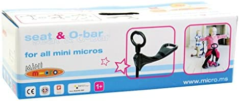 Seat O-bar Accessory only for Micro Mini 3-in-1