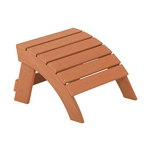 Lifetime 60245 Adirondack Ottoman (Adirondack Patio Chair Footrest)