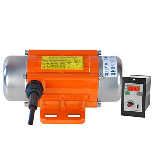 (Digital Display Speed Controller & 60W DC12V Brushless Vibration Motor for Industrial and Food Machinery)