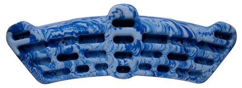 Rock Climbing Training Board - Metolius Simulator 3D Training Board Blue/Blue Swirl One Size