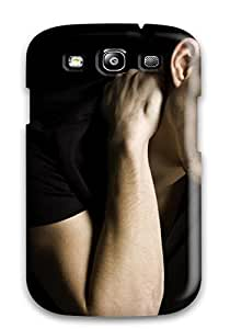 Galaxy S3 Case Cover Skin : high-ranking High Quality Channing Tatum Case