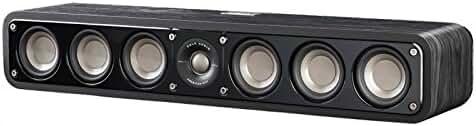 Polk Audio Signature S35 American HiFi Home Theater Slim Center Speaker