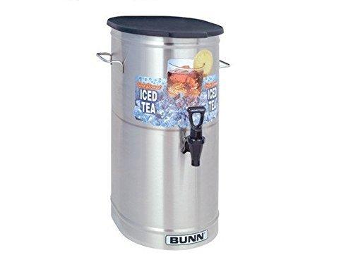 Bunn TD04 4-Gallon Oval Tea dispenser by Bunn