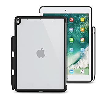 KHOMO Funda iPad Air 3 10.5 (2019) / iPad Pro 10.5 (2017) Carcasa Trasera Ultra Delgada y Ligera Compatible con Teclado y Apple Pencil 1 - ...