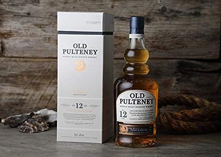 Old Pulteney 12 Year Old Malt Bottles Whisky 70 cl