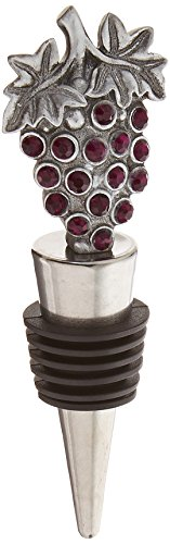 Fashioncraft Vineyard Collection Bottle Stopper