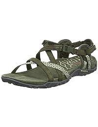 Merrell Womens Terran Lattice II Sandals